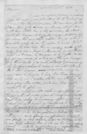 Letter from President George Washington to Madame la Marquise de Lafayette
