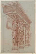 Image from Gallica about Caryatides