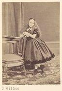 Illustration de la page Béatrix Marie Victoria Theodore d' (princesse de Battenberg, 1857-1944) provenant de Wikipedia
