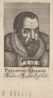 Illustration de la page Philip Apian (1531-1589) provenant de Wikipedia