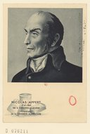 Image from Gallica about Nicolas Appert (1749-1841)