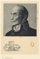 Illustration de la page Nicolas Appert (1749-1841) provenant de Wikipedia