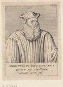 Illustration de la page Mercurino Arborio di Gattinara (1465-1530) provenant de Wikipedia
