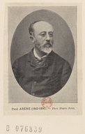 Image from Gallica about Paul Arène (1843-1896)