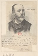 Illustration de la page Paul Arène (1843-1896) provenant de Wikipedia