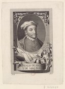 Image from Gallica about Gonzalo Argote de Molina (1548-1596)