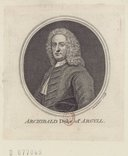 Image from Gallica about Archibald Campbell Argyll (duc d', 1682-1761)