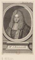 Illustration de la page Joseph-Jean-Baptiste Fleuriau d' Armenonville (1661-1728) provenant de Wikipedia