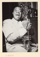 Image from Gallica about Louis Armstrong (1901-1971)