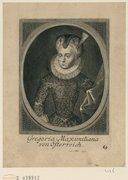Illustration de la page Gregoria Maximiliana Autriche (archiduchesse d', 1581-1597) provenant de Wikipedia