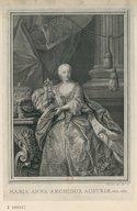 Illustration de la page Marie-Anne Autriche (archiduchesse d', 1718-1744) provenant de Wikipedia