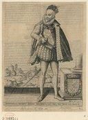 Bildung aus Gallica über Mathias (empereur germanique, 1557-1619)