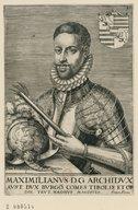 Illustration de la page Maximilien de Habsbourg (archiduc d'Autriche, 1558-1618) provenant de Wikipedia