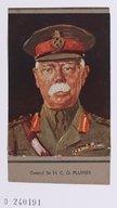 Illustration de la page Herbert Charles Onslow Plumer Plumer de Messines (vicomte, 1857-1932) provenant de Wikipedia