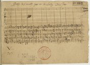 Image from Gallica about Dies irae. LWV 64/1