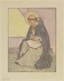 Illustration de la page Dominicus (saint, 117.-1221) provenant de Wikipedia