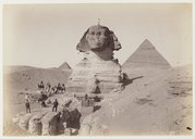 Illustration de la page Gizeh, Pyramides de (Égypte) provenant de Wikipedia