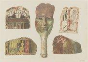 Recueil. Dessins pour l'ouvrage de la Commission d'Égypte  1798-1809