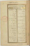 Exemple d'ouvrage lithographié - Traité de stratégie et de tactique, rédigé par un auteur anonyme, qui le dédia au sultan ʿAbd el-Meǧid, à l'instigation et sur les conseils du général Namik Pacha, gouverneur de Baghdad  1853