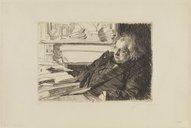 Illustration de la page Ernest Renan (1823-1892) provenant de Wikipedia