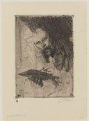 Illustration de la page Carl Larsson (1853-1919) provenant de Wikipedia