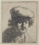 Image from Gallica about Rembrandt (1606-1669)