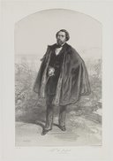 Image from Gallica about Alfred de Musset (1810-1857)