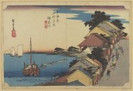 Image from Gallica about Kanagawa (Japon)