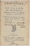 Illustration de la page Joseph Ernest Sutton de Clonard (1785-1816) provenant de Wikipedia
