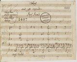 Illustration de la page Tobias. 1741. Voix (4), orchestre, bc provenant de Wikipedia