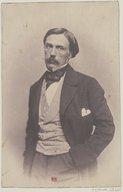 Image from Gallica about Xavier Aubryet (1827-1880)