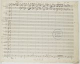 Image from Gallica about Magnificat. Voix (5), choeur (5 voix), orchestre. Sol mineur