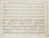 Image from Gallica about Credo. Voix (4), orchestre à cordes, basse continue. Mi mineur