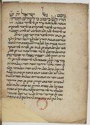 Commentaire du livre des Psaumes <br> Japhet ben Elie Ha-lévi. XVIIe s.