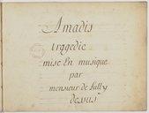 Illustration de la page Amadis. LWV 63 provenant de Wikipedia