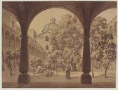 Illustration de la page Monastero dei Santi Severino e Sossio. Naples, Italie provenant de Wikipedia