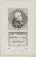 Illustration de la page Pierre-Samuel Dupont de Nemours (1739-1817) provenant de Wikipedia
