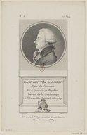Illustration de la page Gaspard de Galbert (1752-1807) provenant de Wikipedia