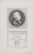 Illustration de la page Alexandre Nicolas Lemoine (1736-1...) provenant de Wikipedia
