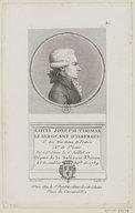 Illustration de la page Louis-Joseph-Thomas Lesergeant d'Isbergue (1747-1807) provenant de Wikipedia