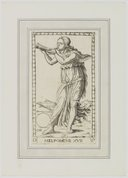 Image from Gallica about Melpomene