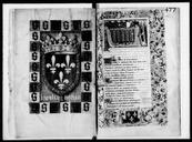 Illustration de la page Martial d'Auvergne (1430-1508) provenant du document numerisé de Gallica