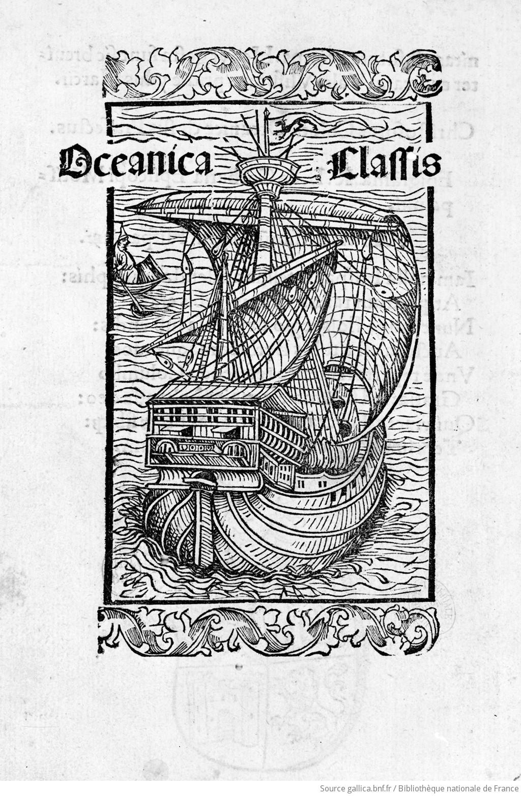 Oceanica classis