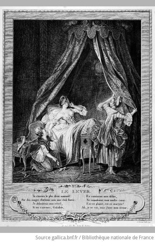 Suite d'estampes pour servir à l'histoire des moeurs et du costume des Français -