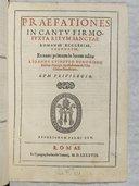 Bildung aus Gallica über Giovanni Domenico Guidetti (1530-1592)