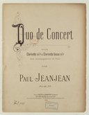 Image from Gallica about Paul Jeanjean (1874-1929)