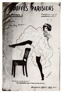 Illustration de la page La dame de chez Maxim's provenant de Wikipedia