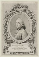 Bildung aus Gallica über Ange Laurent de La Live de Jully (1725-1779)