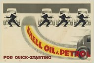 Image from Gallica about Shell international petroleum company