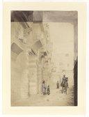 Monuments privés  Fonds Émile Prisse d'Avennes sur l'Égypte. 1858